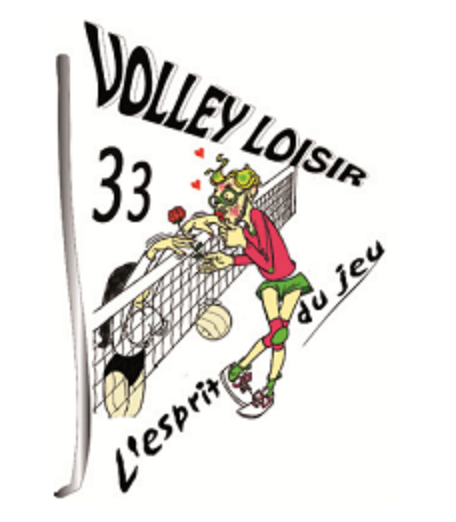 logo volley loisir