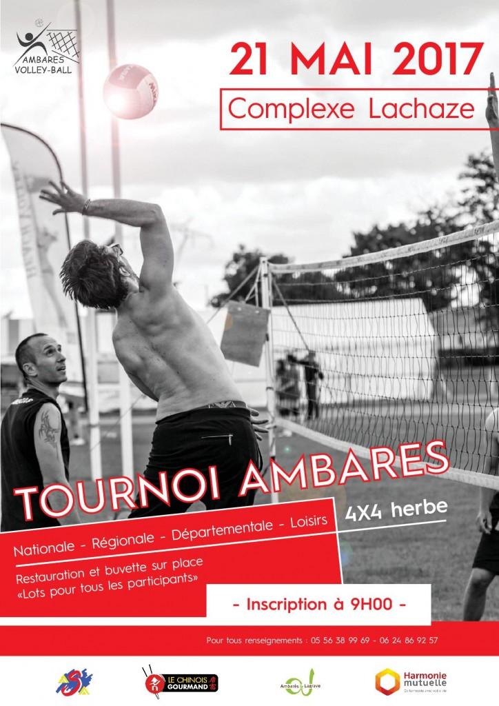 TOURNOI AMBARES 2017